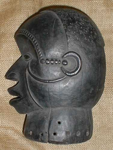 African Antique Helmets from GenuineAfrica.com